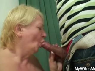 Голые толстые женщины в возрасте любят секс с зятем