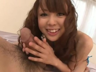 Порно с молоденькой японкой, которую оттрахал папа